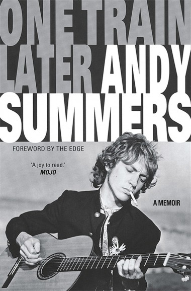 andy summers book