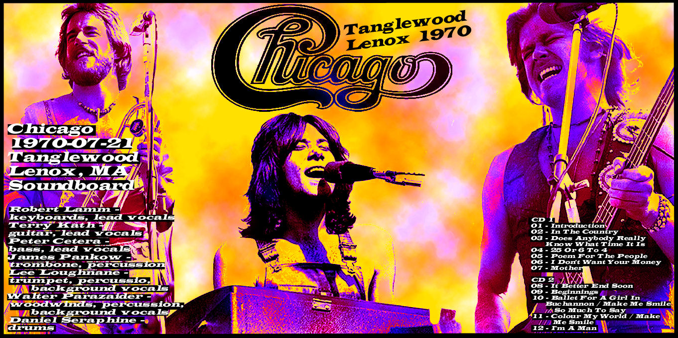 I Was There When Chicago Drives Home Transcendent Musical
