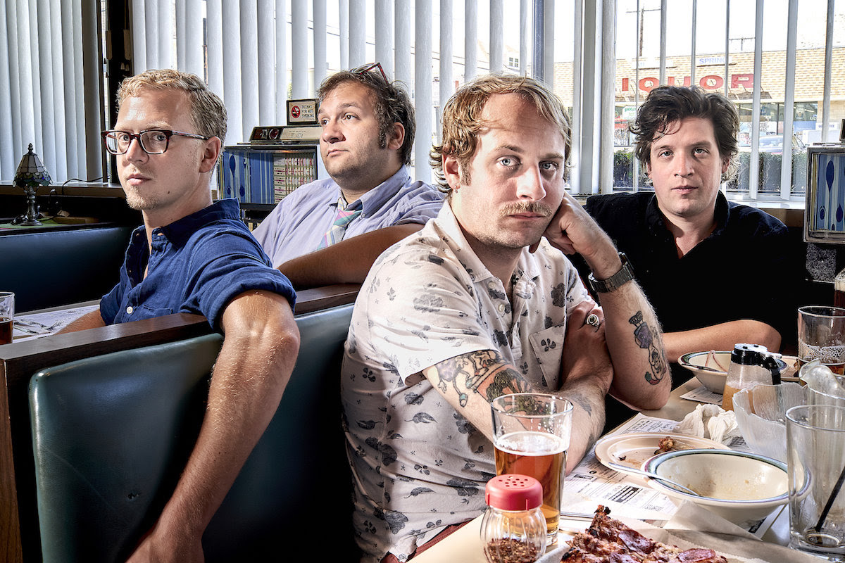 Deer Tick Announce New Compilation LP 'Mayonnaise' Out 2/1