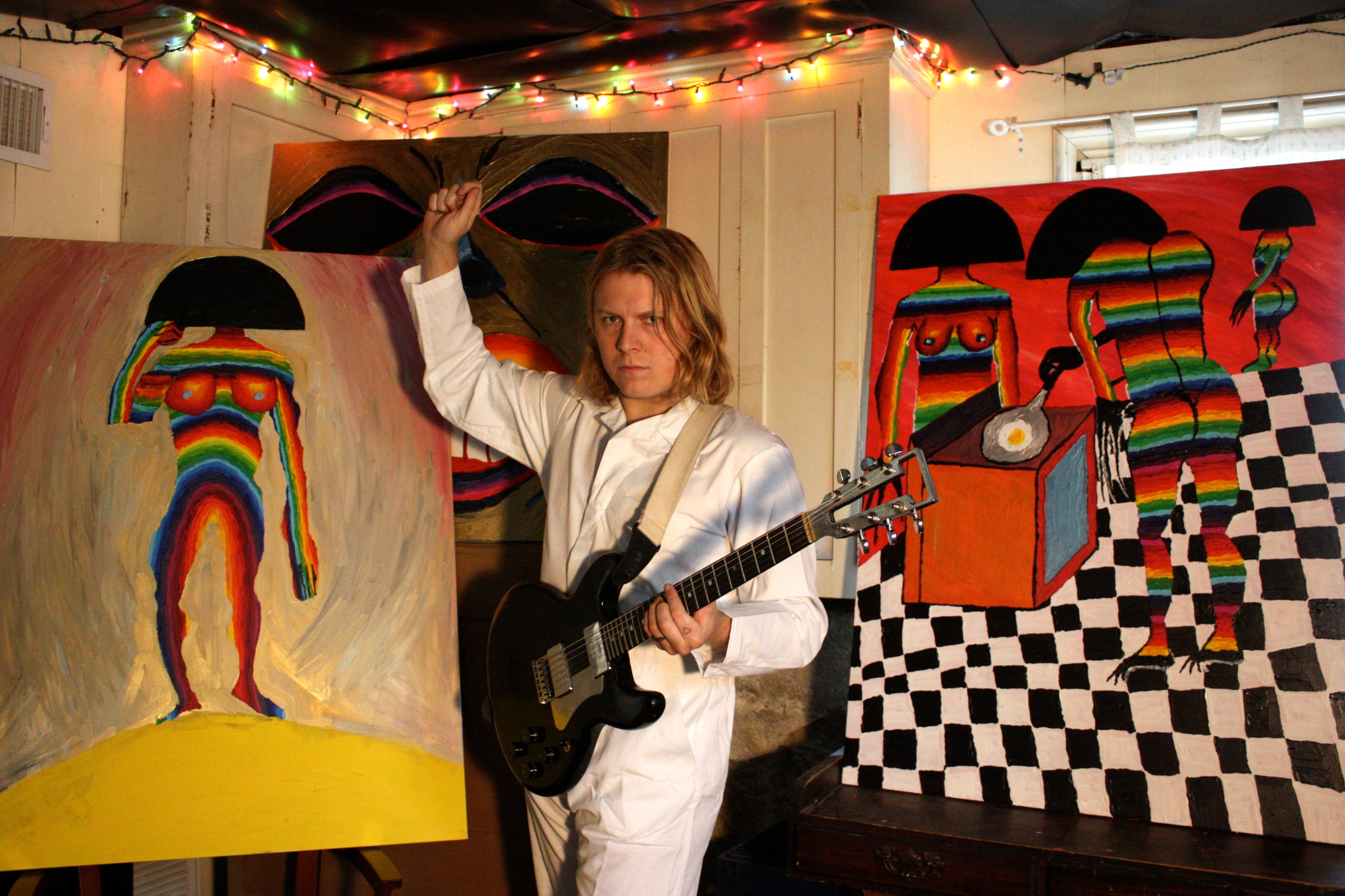 Ty Segall dating ackord