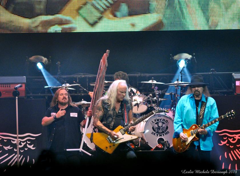 Lynyrd Skynyrd Brings Last Of The Survivors Farewell Tour To Biloxi (SHOW REVIEW/PHOTOS)