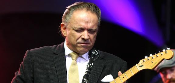 """SONG PREMIERE: Jimmie Vaughan Offers Swinging Blues Take on Eddie Bo's Classic """"So Glad"""""""