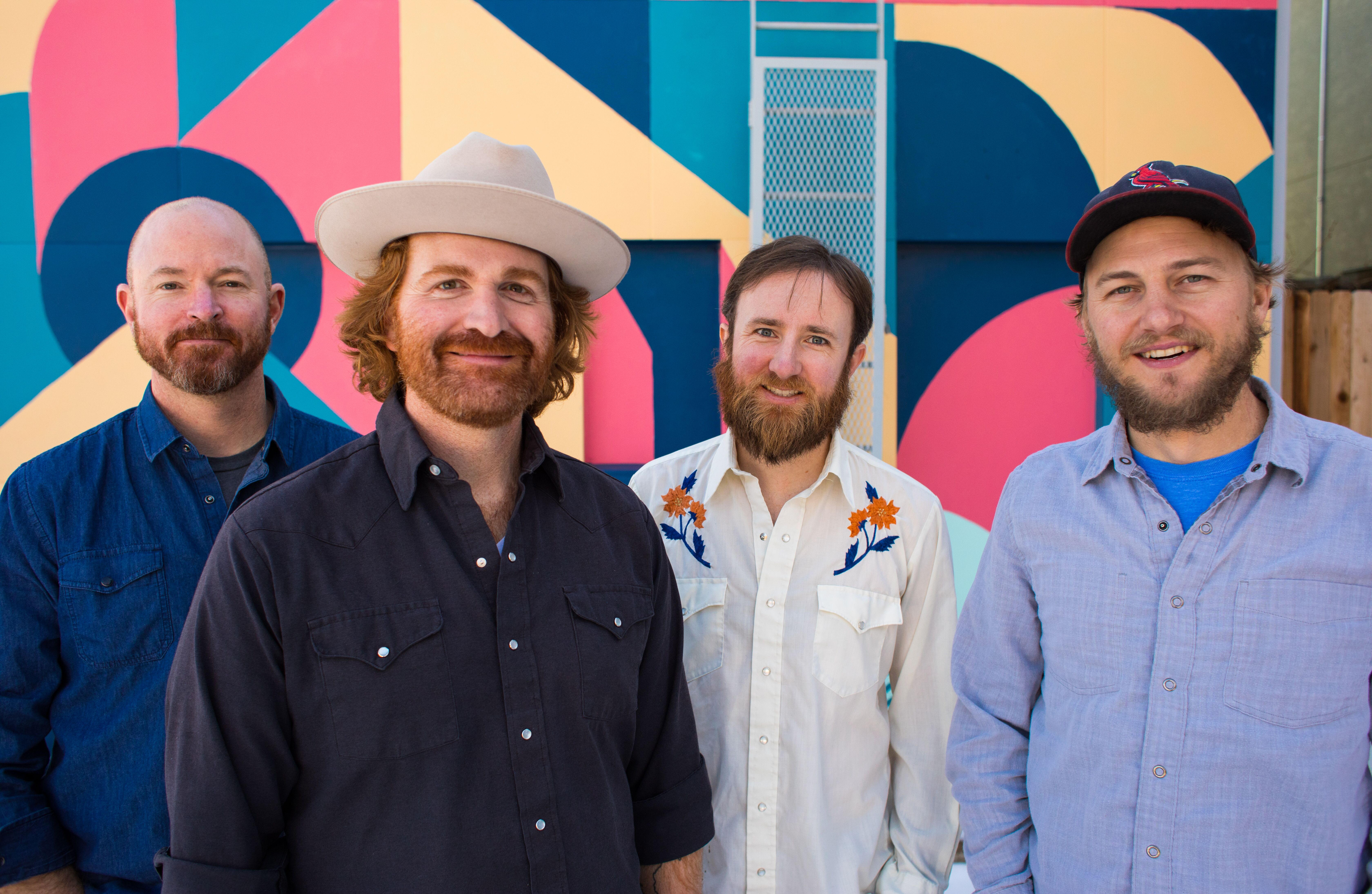 """SONG PREMIERE: Chain Station Brings Rock and Roll Energy to Bluegrass With """"Gravity"""""""