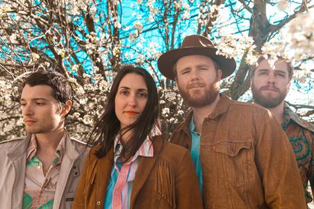 ALBUM ANNOUNCEMENT/VIDEO PREMIERE: The High Divers Hit The Rock Deep End With Sadler Vaden Produced EP 'Ride With You' Out 6/7