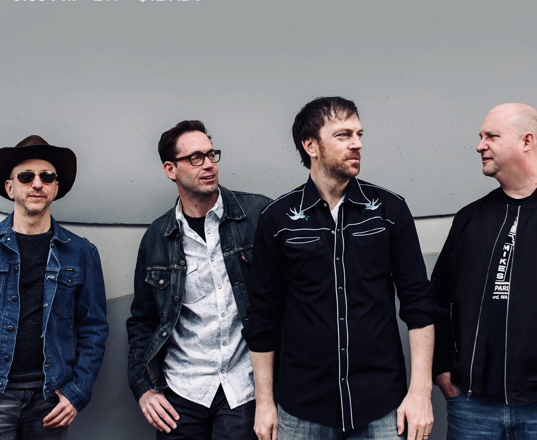 Seattle-based Alt-Country Rockers Massy Ferguson Deliver Tales of Growing Up on 'The Great Divides' (ALBUM REVIEW)