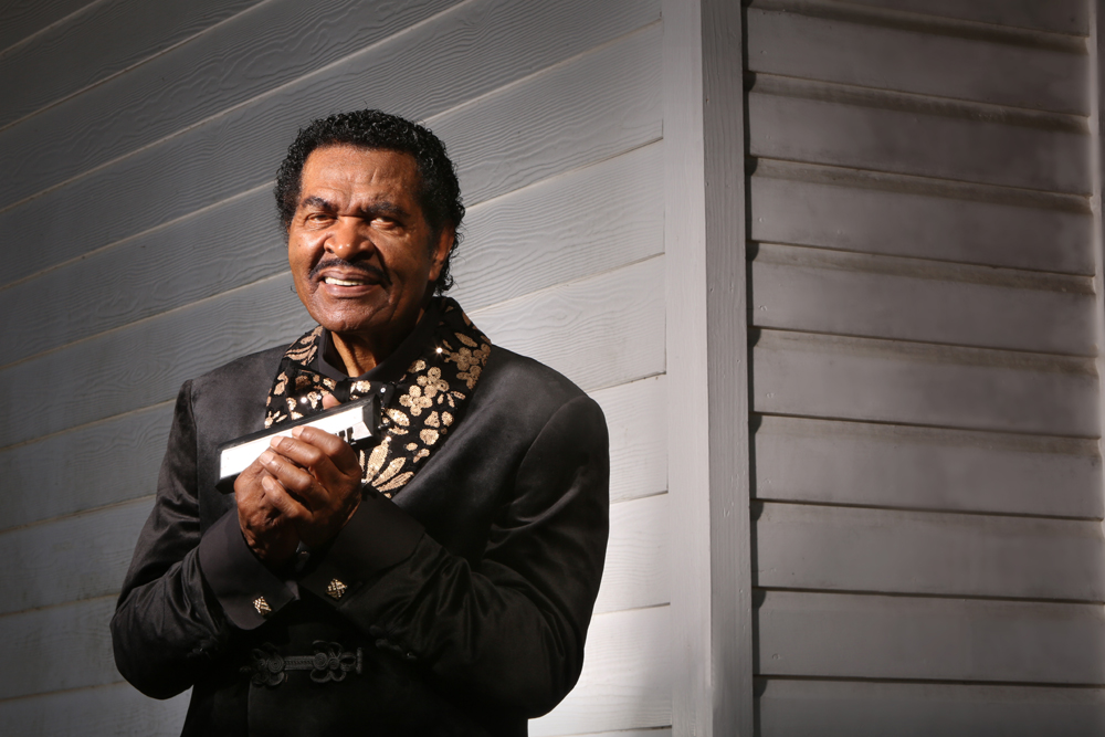 Bobby Rush Follows Up Grammy Win with Signature Mix of Blues, Funk and Soul on 'Sitting On Top of the Blues' (ALBUM REVIEW))