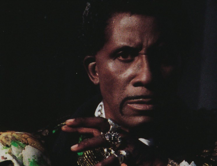 Image result for screamin jay hawkins head shots
